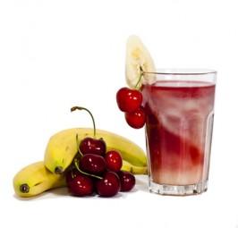 Herrlan Premium Liquid Kiba Banane / Kirsche